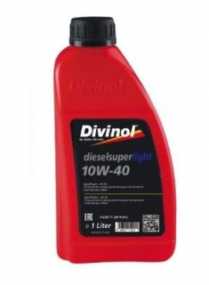 Olej Divinol Diesel Superlight 10W-40 1L