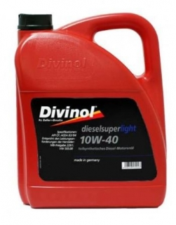 Olej Divinol Diesel Superlight 10W-40 5L