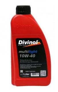 Olej Divinol Multilight 10W-40 1L