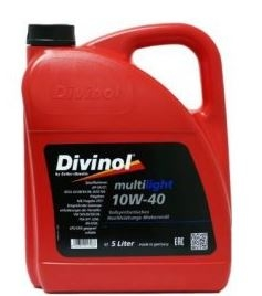 Olej Divinol Multilight 10W-40 5L