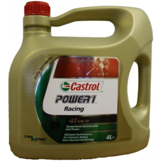 Castrol Power1 Racing 4T 10W-50 4L
